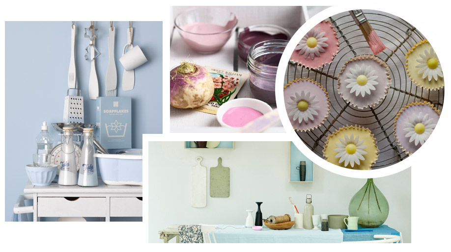 Kitchen Colour Ideas Earthborn