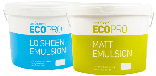 Matt and Lo Sheen Emulsions