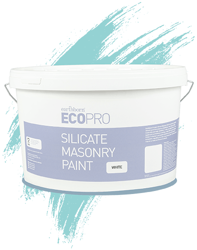 Ecopro Silicate Masonry Paints - Earthborn Paints