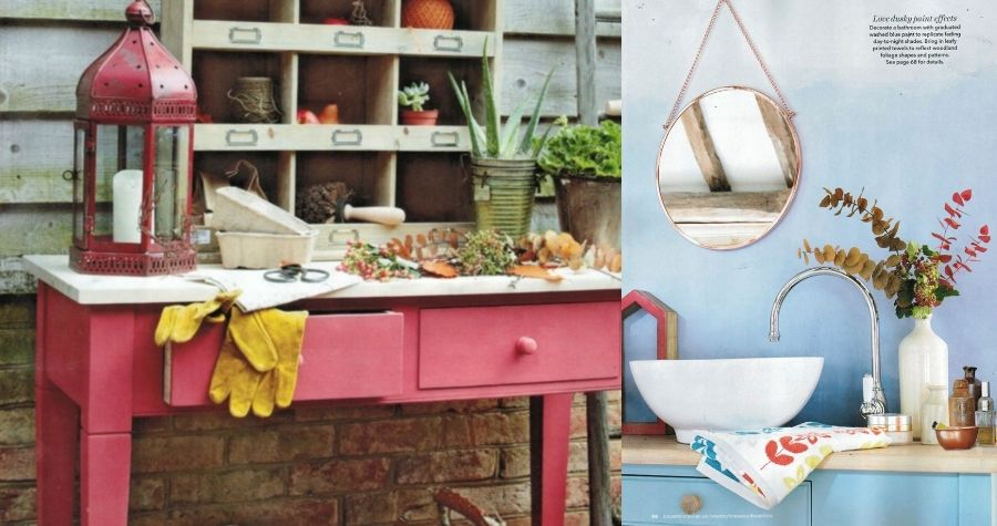 Country Homes And Interiors country homes and interiors october 2014 | earthborn