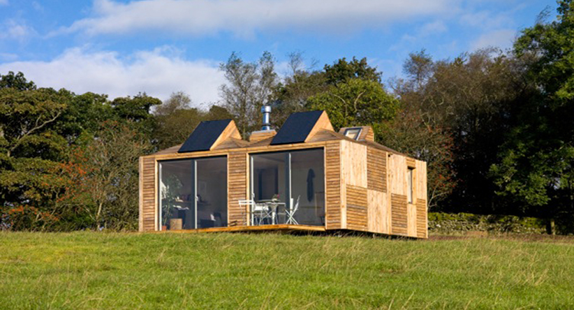 Modular eco homes are amazing spaces - George small spaces collection ...