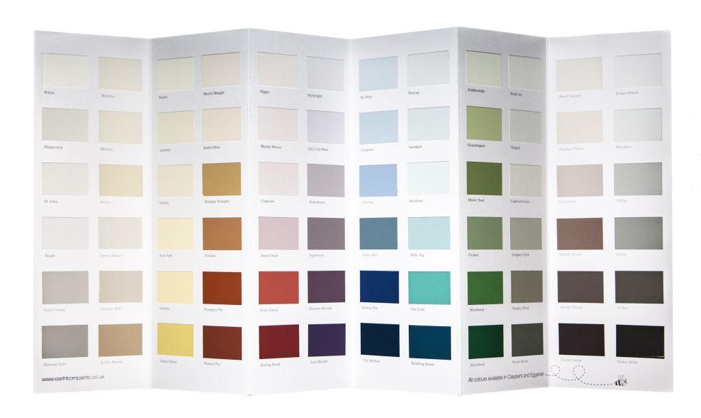 colour card 2015