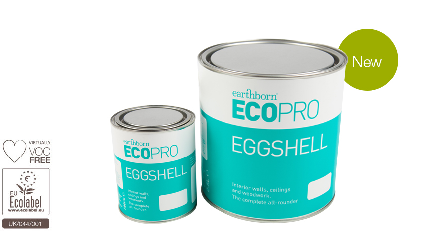 Ecopro Eggshell Interior Paints