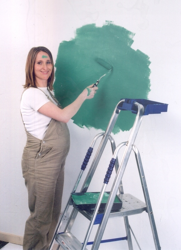 Paint And Pregnancy Earthborn - Can you paint while pregnant