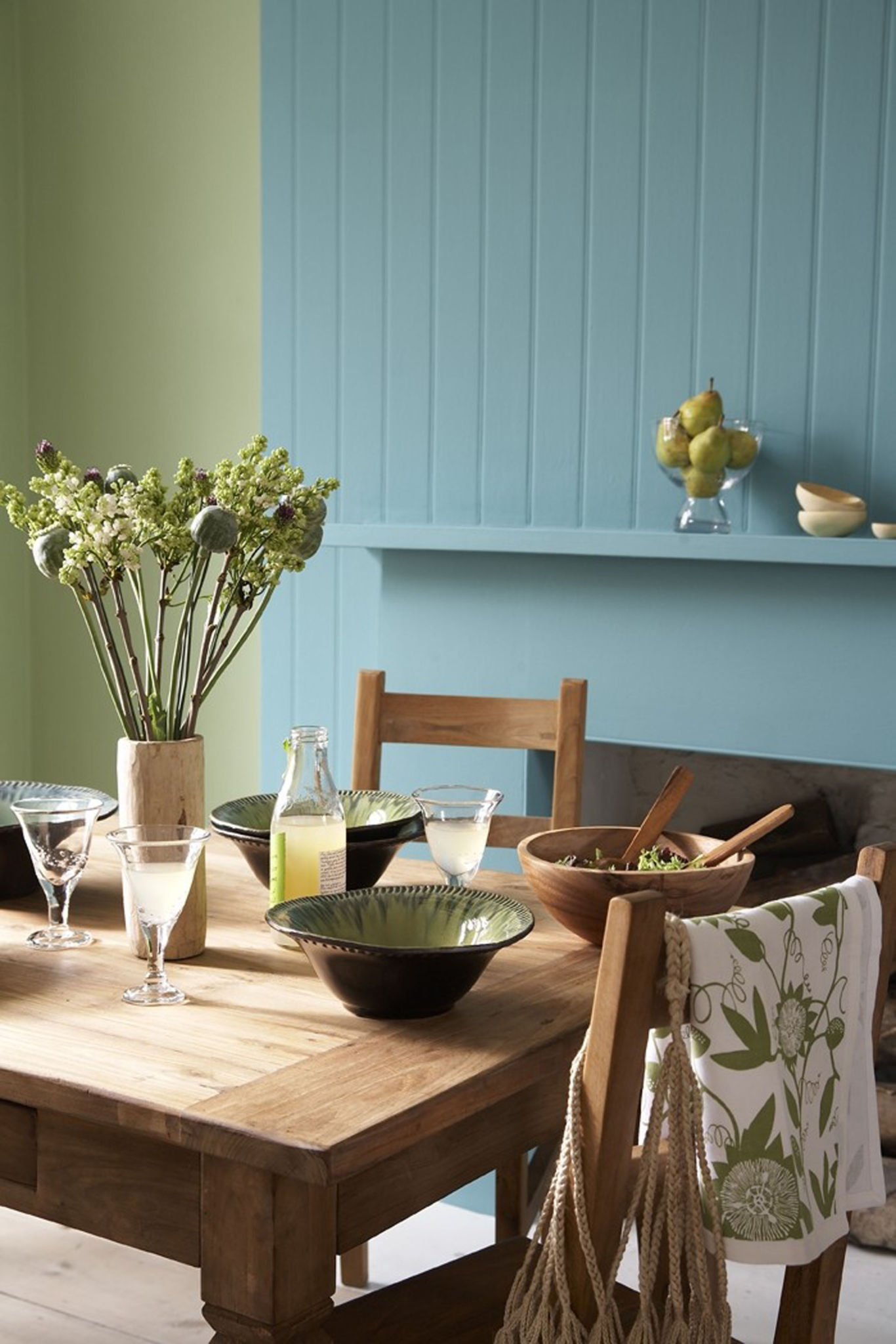 Paint Colour Ideas For Woodwork Plasterwork And Interior