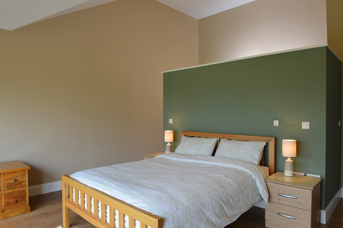 in this bedroom little rascal adds a warming cosy touch complemented