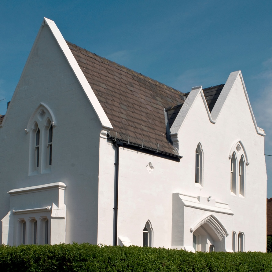 Earthborn paint is a highly breathable finish that's ideal for older properties