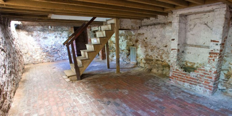 Cellars and basements in older properties can suffer with damp issues, causing mould, mildew and other problems.