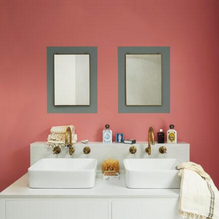 Bathroom ft. Delilah and Hippo Hooray
