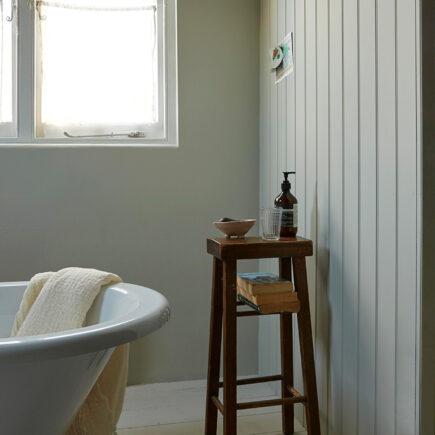 Bathroom ft. Gregory's Den