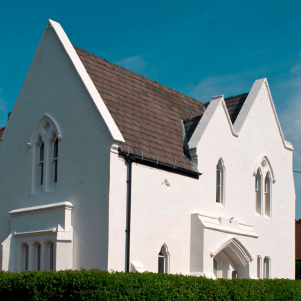 Ecopro Silicate Masonry Paint ft. Portland Paddington Cemetry
