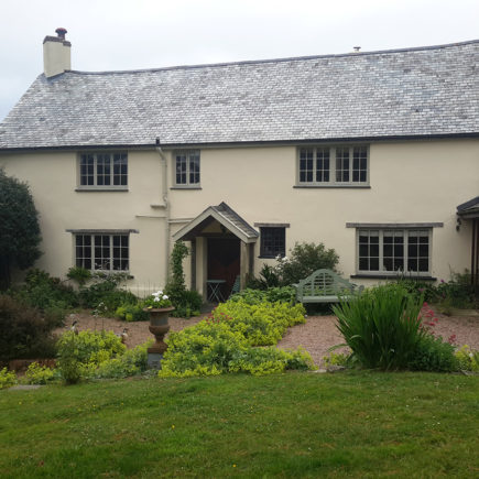 Ecopro Silicate Masonry Paint ft. Sandstone Medieval Hall House