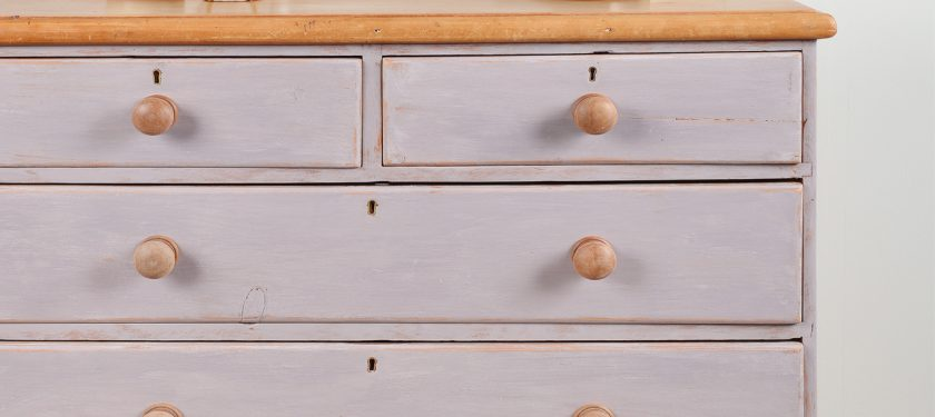 Furniture painted in Earthborn Inglenook