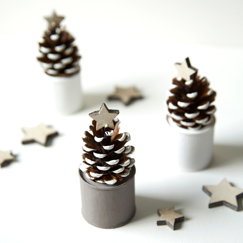 Earthborn's sustainable Christmas - crafty DIY Christmas tree decorations