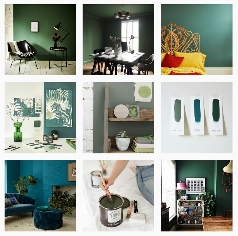 Pinterest is a great source of inspiration to help you start your decorating project