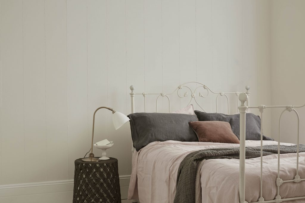 White Clay is a flattering, all-round paint colour