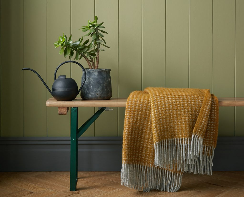 For a chance to win a beautiful blanket from the British Blanket Company, just head here!