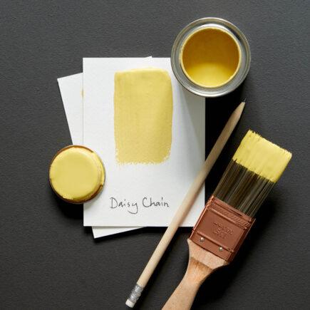 Brush shot Daisy Chain