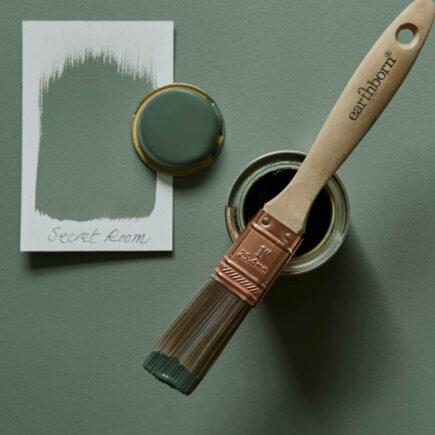 Brush shot Secret Room