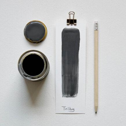 Brush shot - Trilby