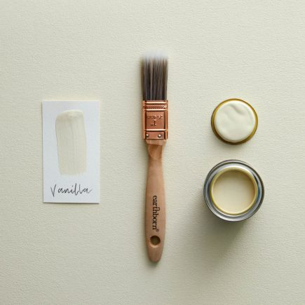 Brush shot Vanilla